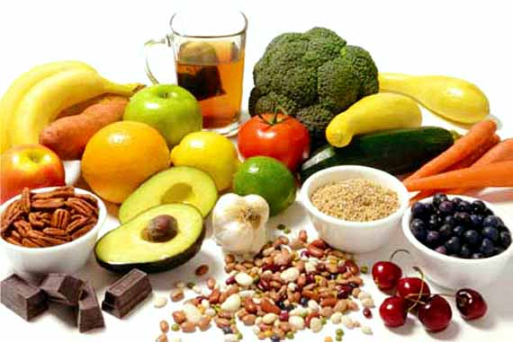 Foods that enhance your energy