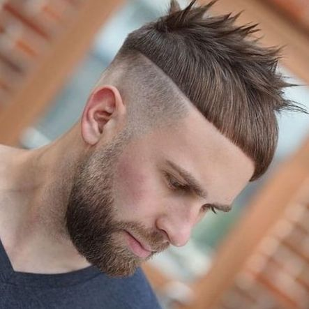 Spikes and Mid Fade European