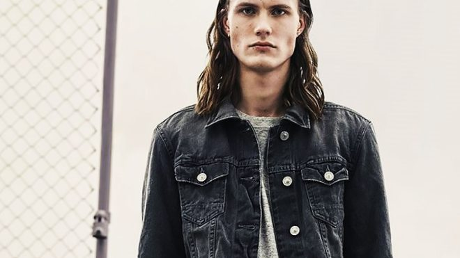 All Saints jeans for men