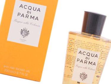 best body washes- Aqua di Parma colonia shower gel