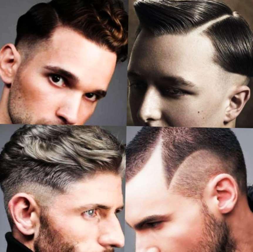Attractive mid-Fade Haircuts