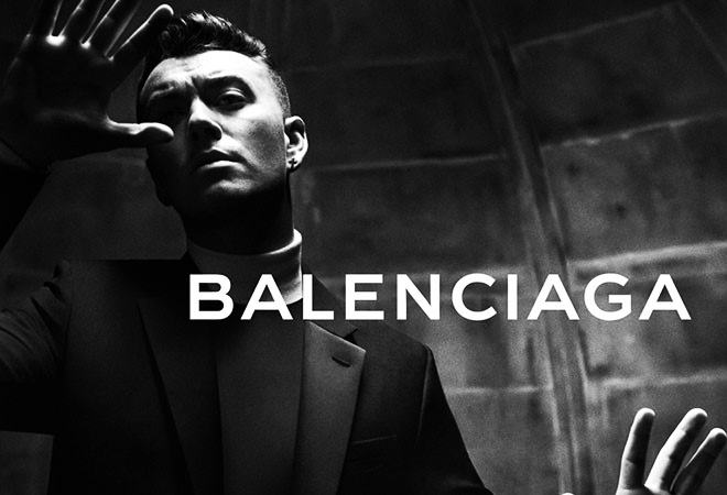 Balenciaga men's jackets
