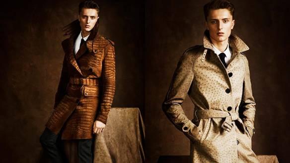 Burberry men's jackets- top men's jackets brands