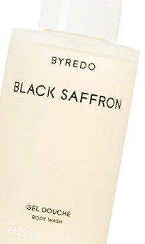 body washes -Byredo black saffron body wash