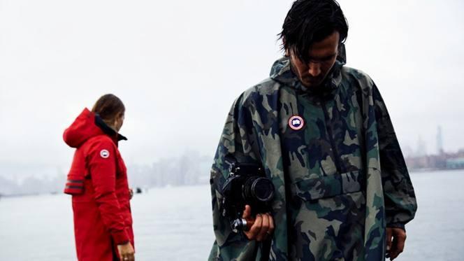 Canada Goose men's jackets