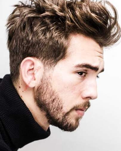 Best 2020 Hairstyles Trends For Tall Men Fashion Days