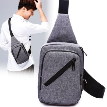 Cross body bags - men fashion week