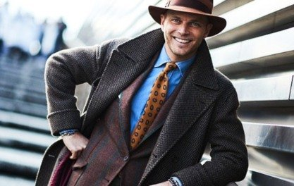 Fedora Hat for Men -Hats and Caps Styles