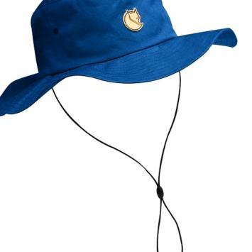 blue stylish Safari Hat -Fjallraven Hatfield Safari Hat