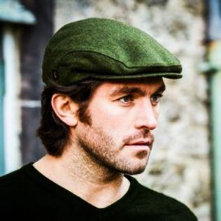 Flat cap for men