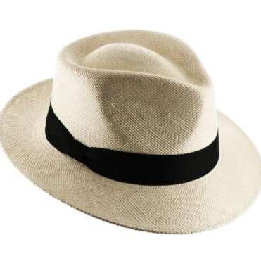 Havana Retro Panama Straw Hat for Men-hats and caps styles
