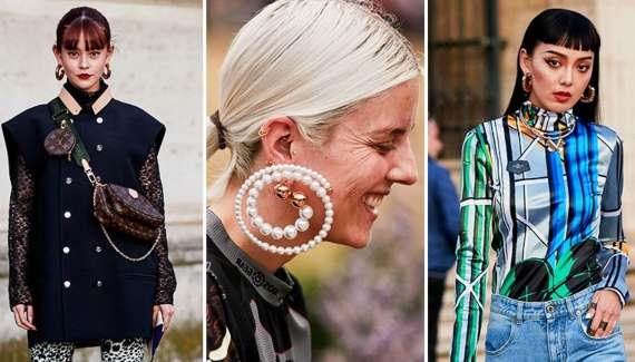 "Hoop Earrings ""accessories for women"""