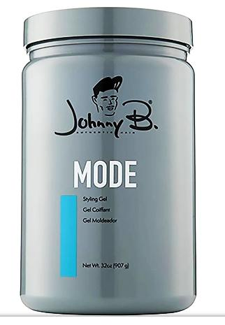 best hair gels Johnny B.