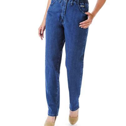 Lee jeans blue for women