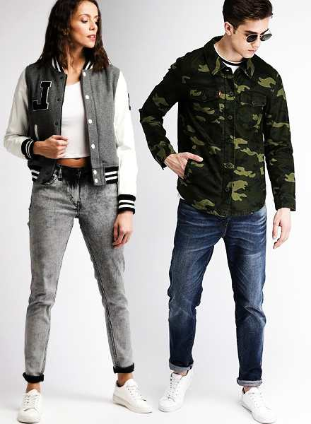 Levi's men's jackets
