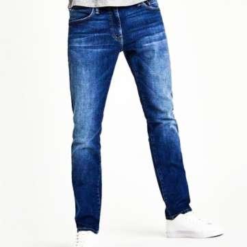 Mavi Zach Brushed Cashmere Jeans for Men (1)