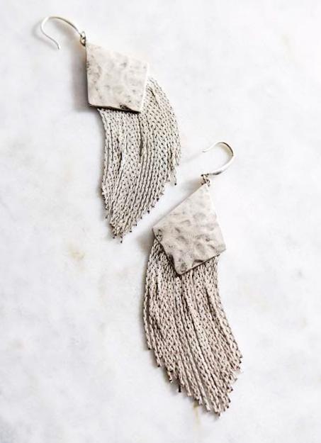 Mini Silver Sequin Dress jeweler