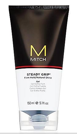 best hair gel Mitch steady grip