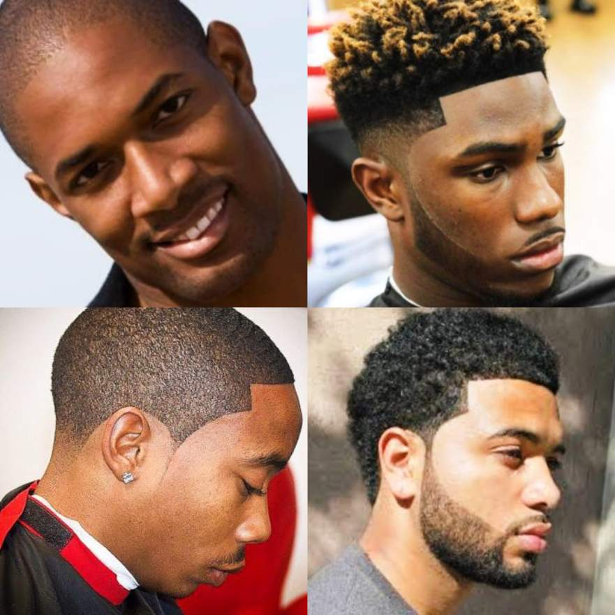 Natural hairstyles trends 2020 for black men