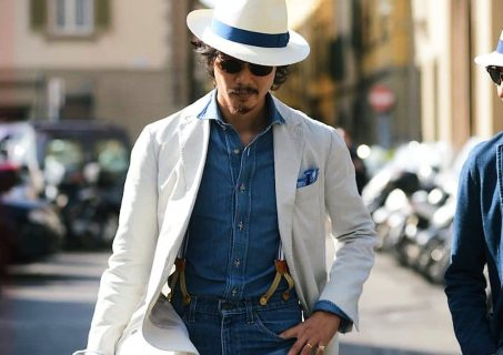 Panama Hat for Men -Hats and Caps Styles
