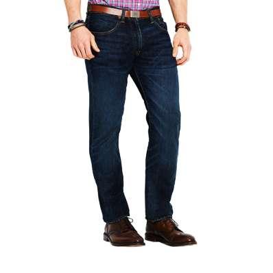 Polo Ralph Lauren Men's Hampton Straight-Fit Jeans