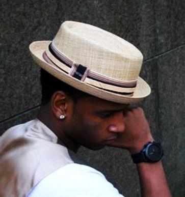 Porkpie Hat for Men