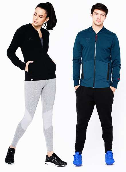 Puma best  jackets