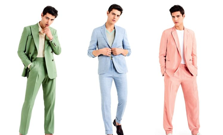 Relaxed suiting-men fashion week