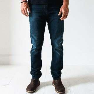 Revtown Sharp Denim right Jeans for men