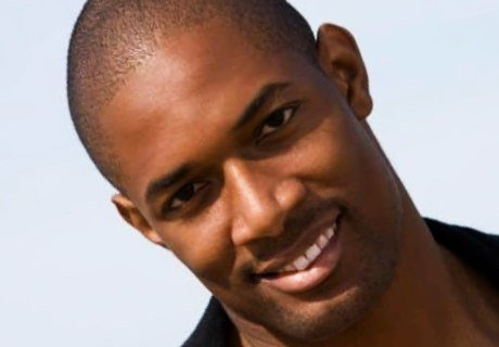 Total Shave -hairstyles trends for black men.