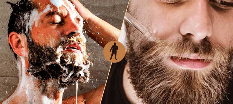 Check the ingredients of your beard Shampoo
