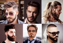 grow a beard in a graceful way