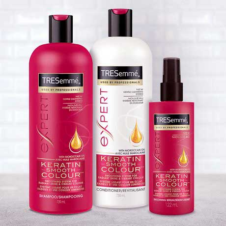 Tresmme Keratin Smooth Color Best Hair Care Shampoo
