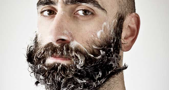 Conditioning your beard