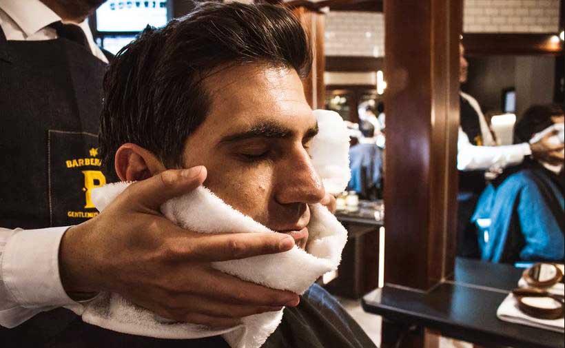 Avoid Towels for beard