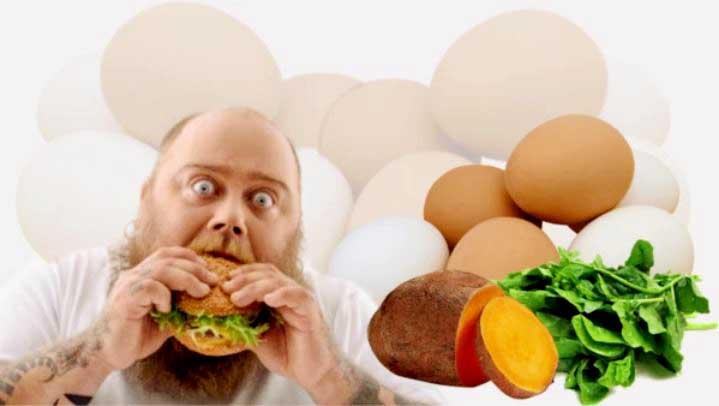 Eat Regular Food