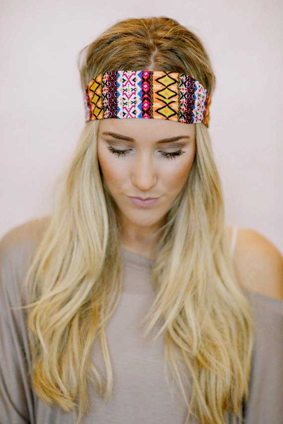 Colorful Headband for girls