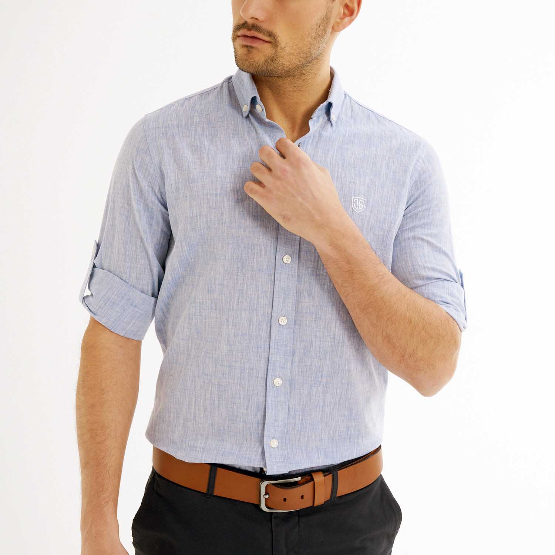 Short sleeves shirt for men